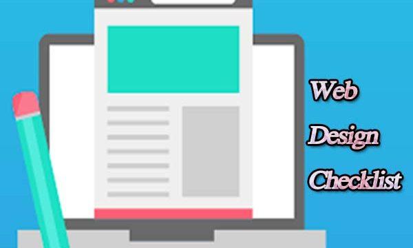 Web Design Checklist อยากสร้างเว็บไซต์ด้วยตัวเองต้องเริ่มจากใหน